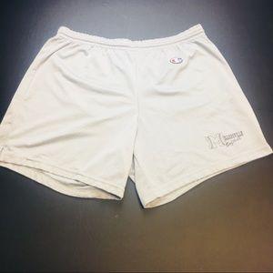 Vintage Champion Millersville University Shorts